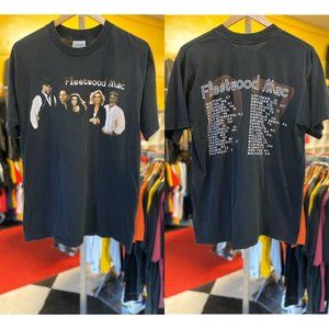 "Rare 1997 ""Fleetwood Mac - The Dance"" Concert Tee"